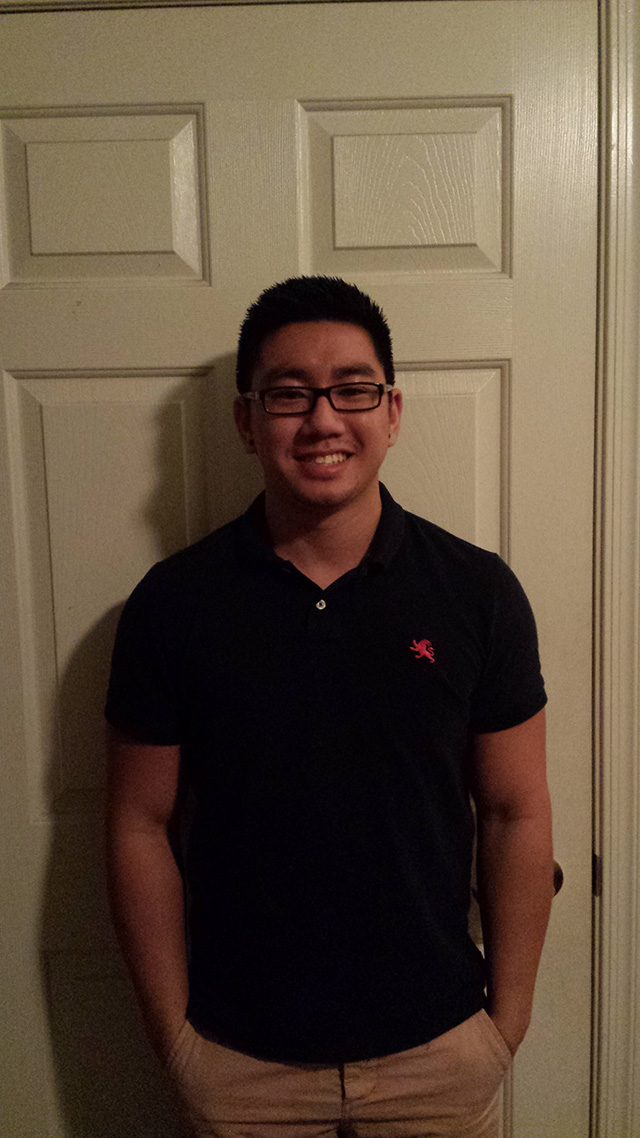 New member: Kevin Ngo joins the group!