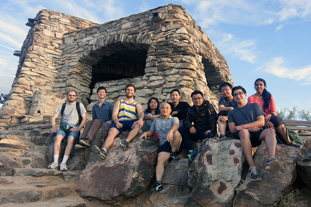 Group Activity: Researchers take a hike!